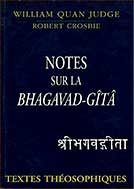 Photo de Les Notes sur la Bhagavad-Gita de W.Q.Judge